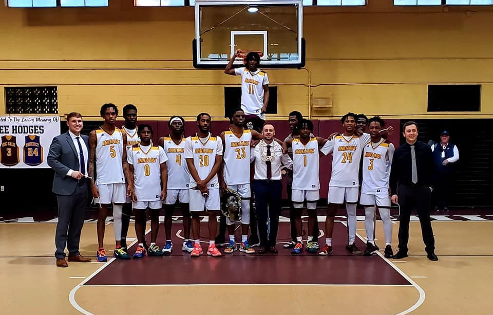 Group PIcture of Region X Champs